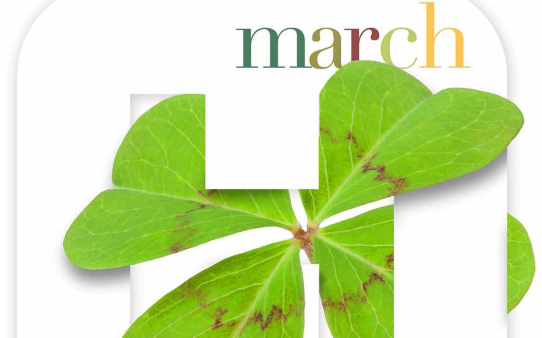 March Health Tips and National Observations