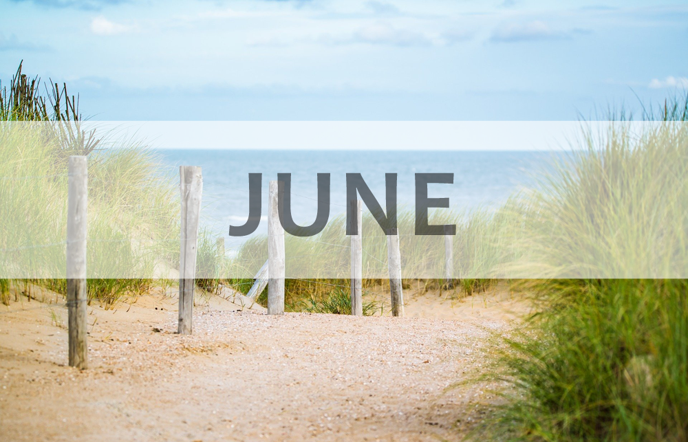 June Health Tips and National Observations