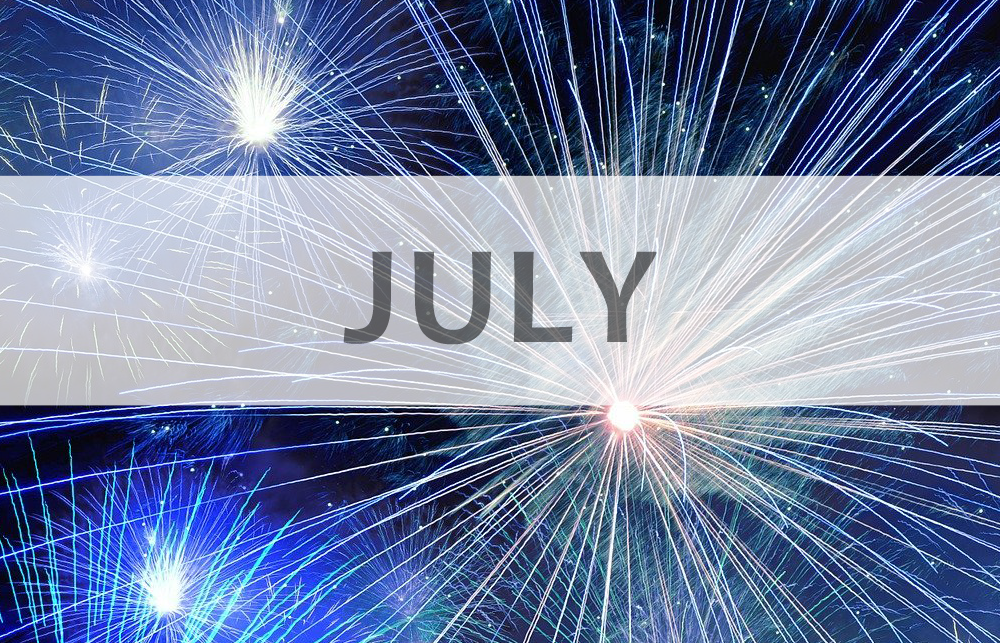 July Health Tips and National Observations